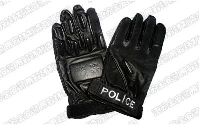 全指警察作战手套